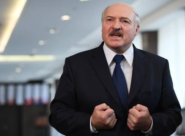 Лукашенко отказался включать Белоруссию в состав России