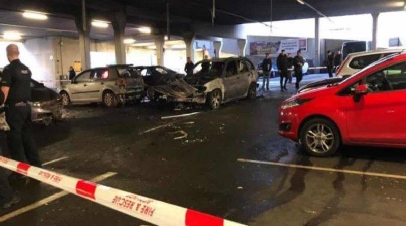 Пожар на парковке Morrisons в Бирмингеме: людей эвакуировали после прозвучавших взрывов