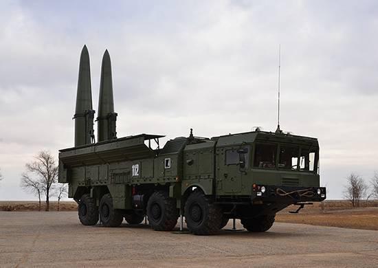 """ОТРК """"Искандер"""" будут оснащаться новыми ракетами"""