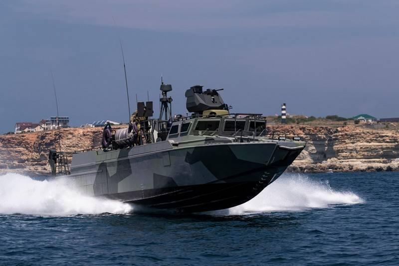 Калашников начал производство новых моделей катера БК-16 проекта 02510