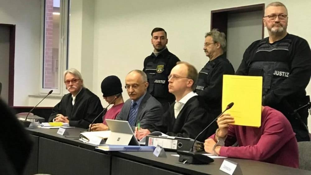 Убийство в Кетене: беженцы не признают свою вину