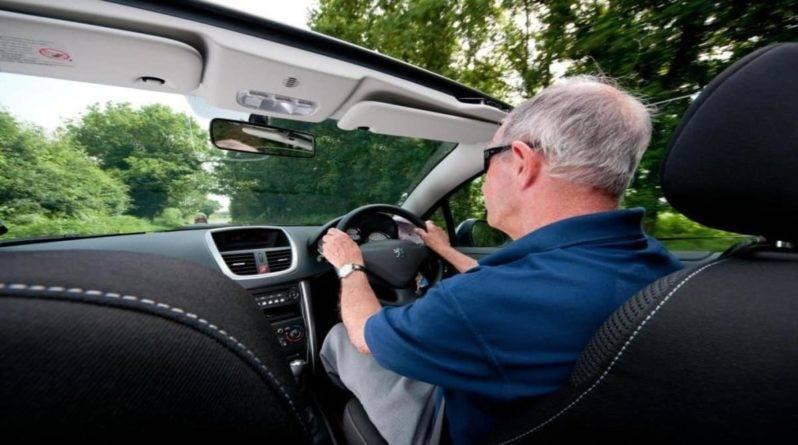 Среди 30 тысяч водителей, которых поймали на употреблении наркотиков, оказались 65 пенсионеров