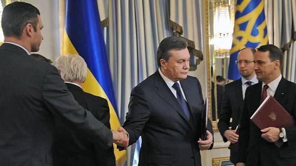 """Янукович заявил, что в феврале 2014 еврогаранты его кинули """"как лоха"""": фото и иллюстрации"""