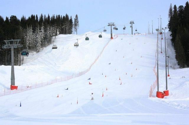 Сборная РФ по биатлону завоевала бронзу в мужской эстафете на этапе КМ