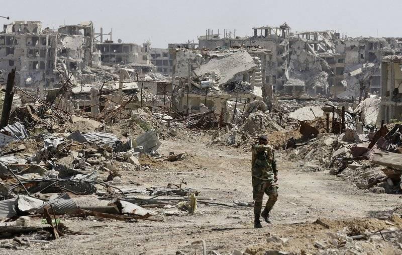 Коалиция США нанесла очередной удар по мирным жителям в Сирии