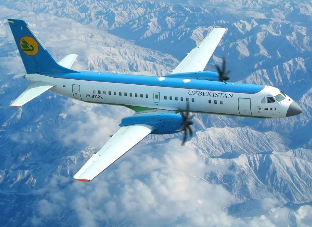 Узбекские Ил-114  улетят в Якутию | Вести.UZ