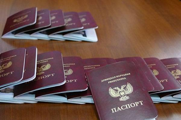 В МВД рассказали, сколько человек в 2018 году стали россиянами