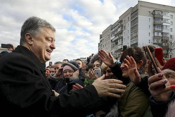 Порошенко собрался следующие пять лет «подкупать» украинцев