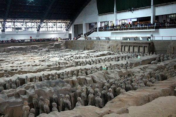 В Китае появится аналитический центр культурного наследия