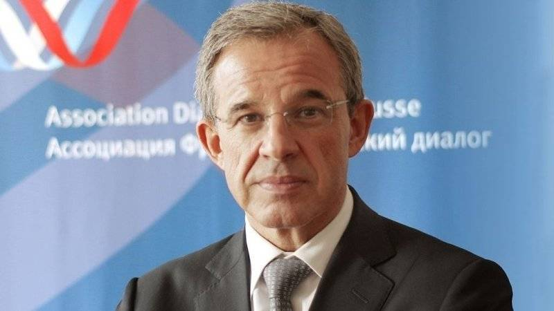 Французский депутат Мариани надеется на улучшение отношений ЕС и России