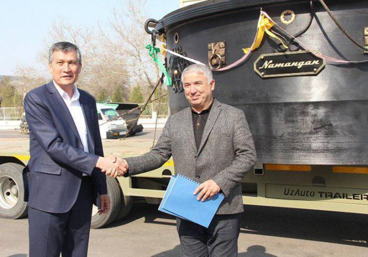 В Узбекистане отлили царь-казан | Вести.UZ