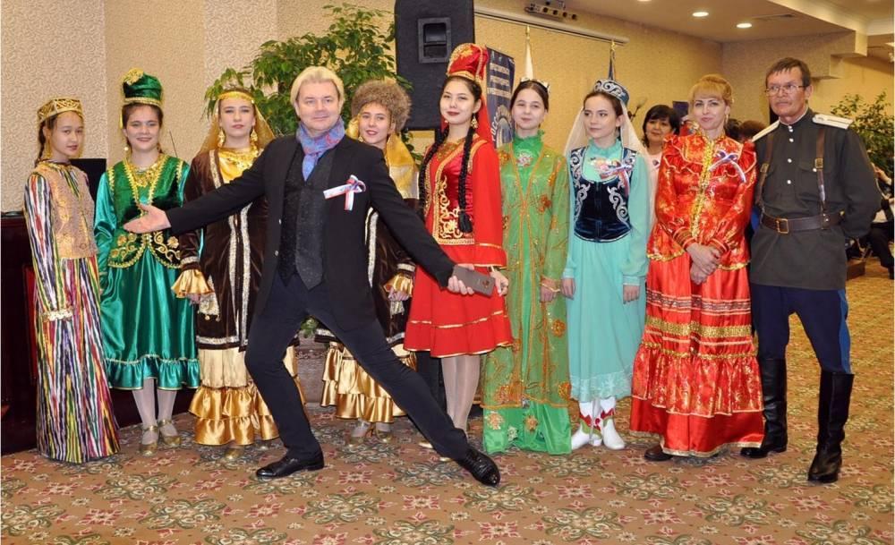 Глава ташкентского балета Андрис Лиепа вновь холост | Вести.UZ