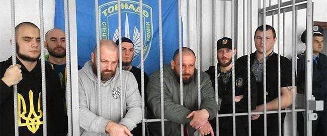 Озвучена шокирующая цифра украинских боевиков, оказавшихся за решеткой