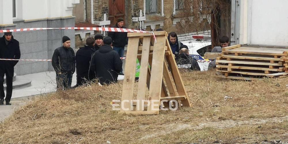 В Киеве убили пропагандиста Порошенко