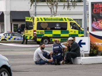Жертвами стрельбы в мечети в Новой Зеландии стали до 27 человек