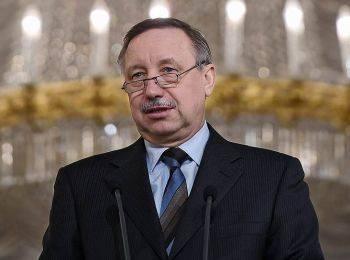 Беглов пока не принял решение об участии в выборах губернатора Петербурга