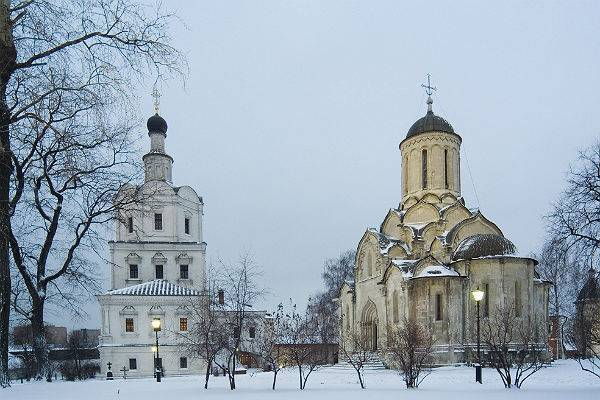 Патриарх попросил передать РПЦ музей Андрея Рублева