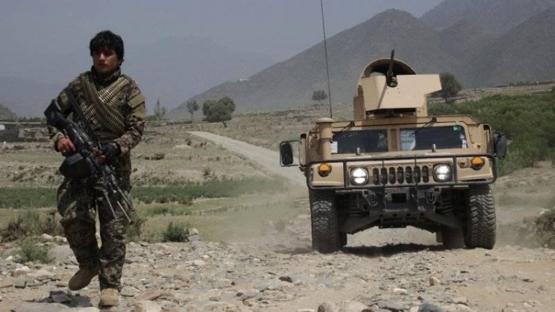 ФСБ считает, что ИГ* хочет создать центр «халифата» в Афганистане