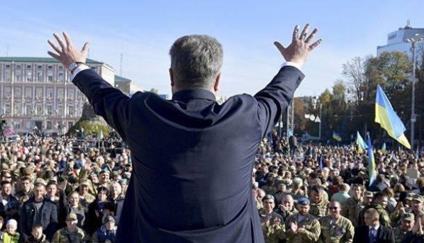 """У Порошенко – """"хорошие новости"""" и """"новые победы"""""""