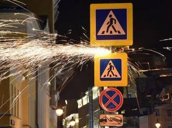 Суд признал дорожные знаки уменьшенного размера небезопасными