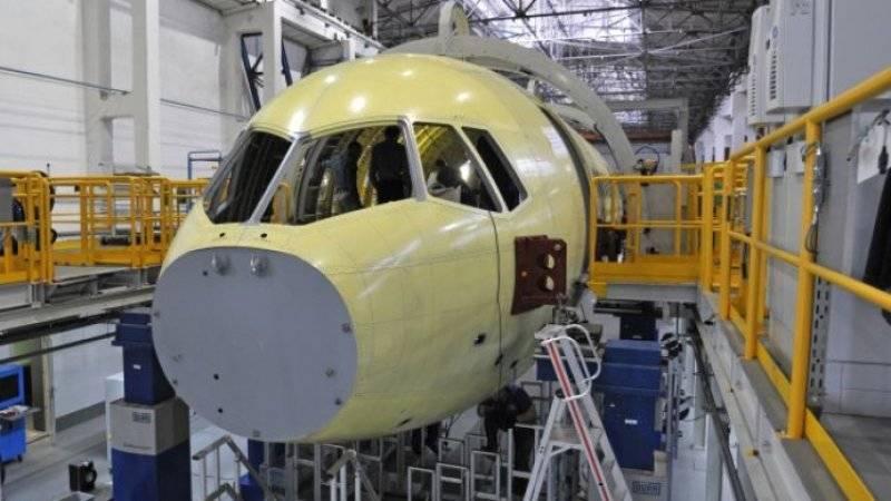 Третий самолет МС-21-300 впервые взлетел