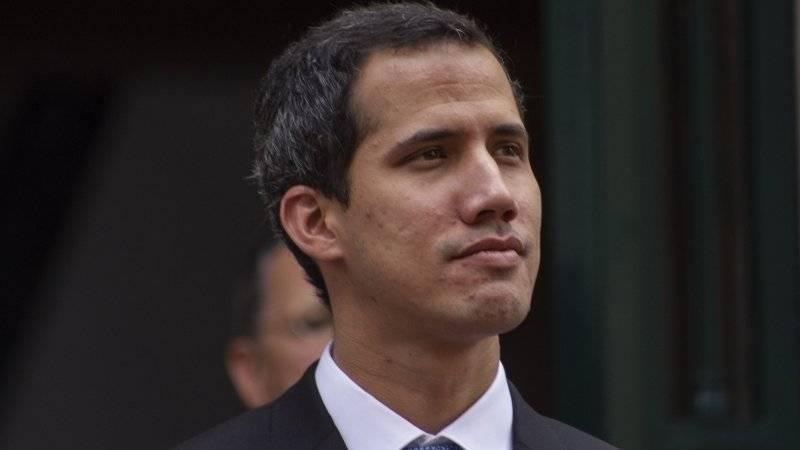 Гуаидо заявил, что контролирует американскую «дочку» PDVSA