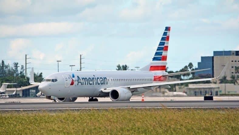 American Airlines прекращает полеты в Венесуэлу