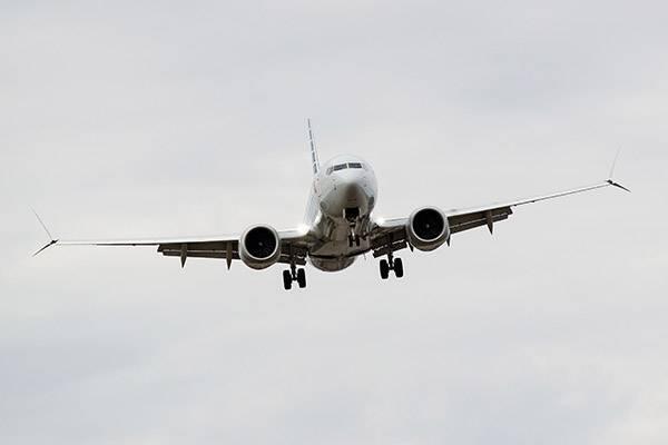 СМИ: Boeing обновит программное обеспечение самолетов 737 MAX до конца марта: фото и иллюстрации