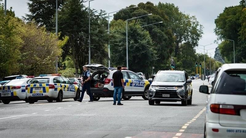 Полиция Новой Зеландии задержала второго подозреваемого в стрельбе: фото и иллюстрации