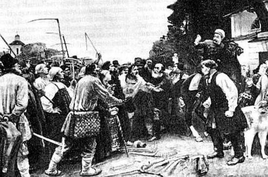 Крестьяне встретили отмену крепостного права массовыми бунтами: фото и иллюстрации