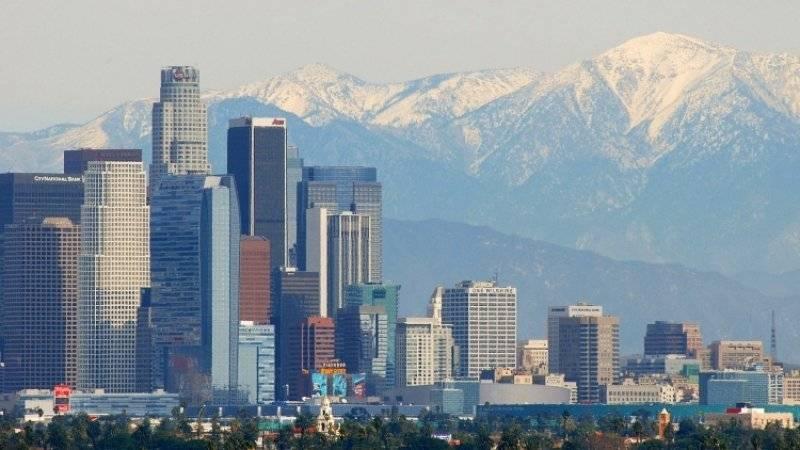 Взрыв газа произошел в центре Лос-Анджелеса, есть пострадавшие