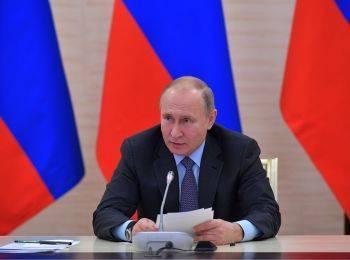 Путин собирается уволить нескольких губернаторов