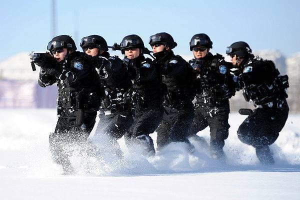 Китай арестовал в Синцзяне почти 13 тысяч террористов
