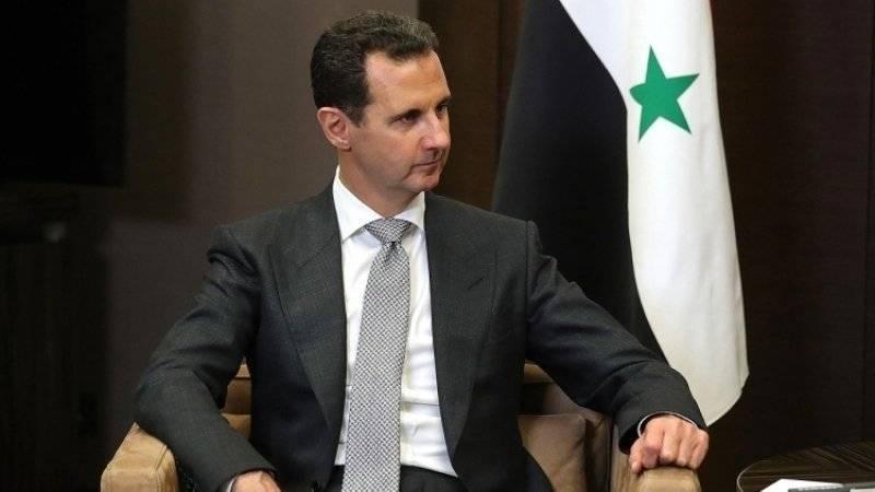 Асад принял глав генштабов ВС Ирана и Ирака