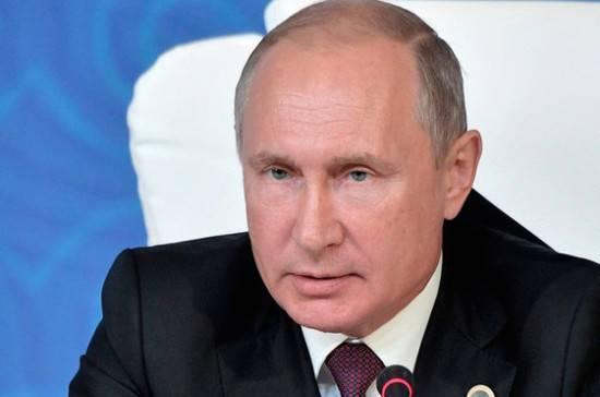 Путин: то, что творят руководители Украины, иногда вызывает оторопь