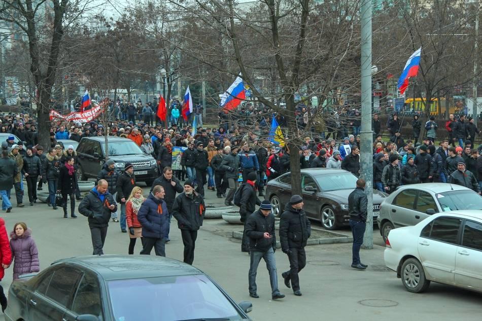 Тимошенко: Русскую весну были готовы поддержать 2/3 Украины