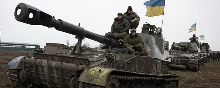 В Киеве заявили о готовности к военному вторжению в Венгрию