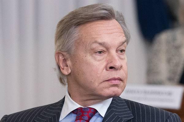 Пушков оценил требование НАТО отдать Крым Украине