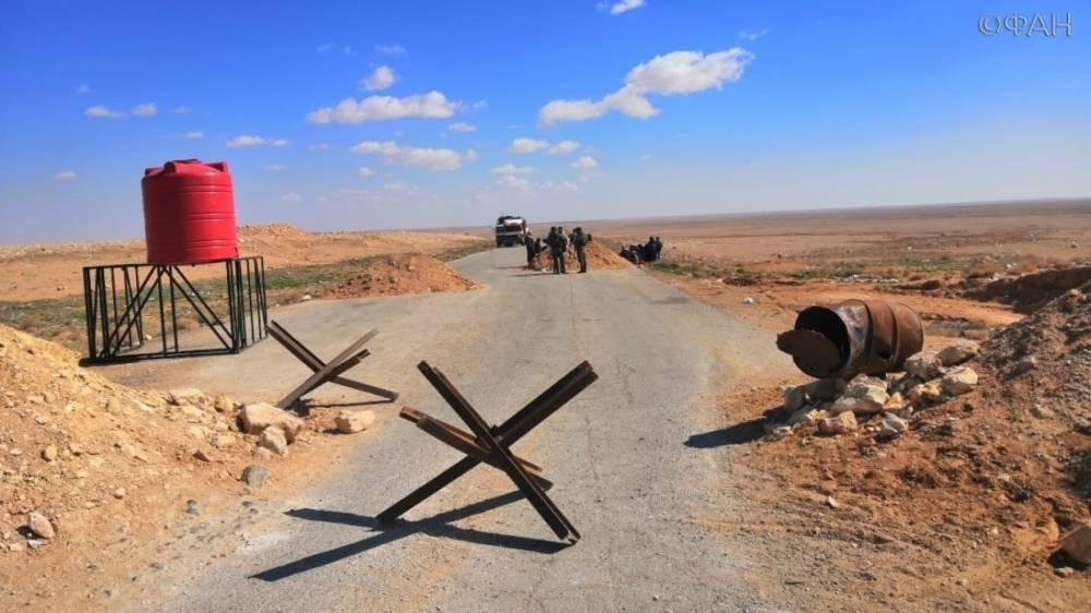 Стало известно, почему лагерь «Эр-Рукбан» в Сирии так и не получил официального статуса