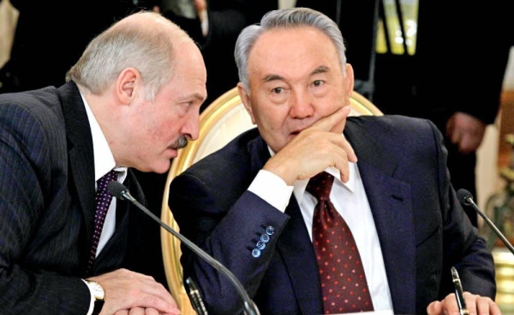 У Лукашенко в голове казахский сценарий