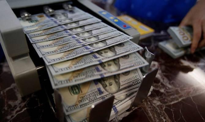 До конца года Украине нужно одолжить за рубежом 4 миллиарда долларов