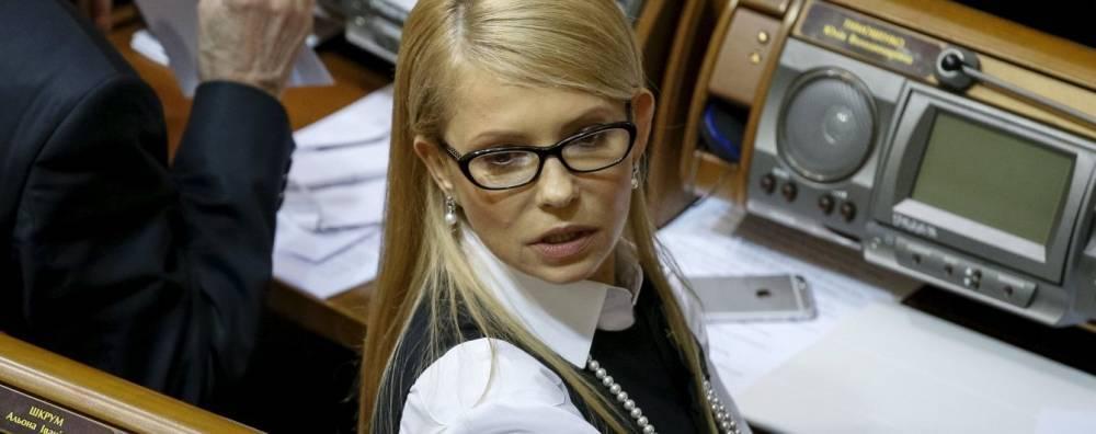 Разоблачители Порошенко нашли спонсора Тимошенко