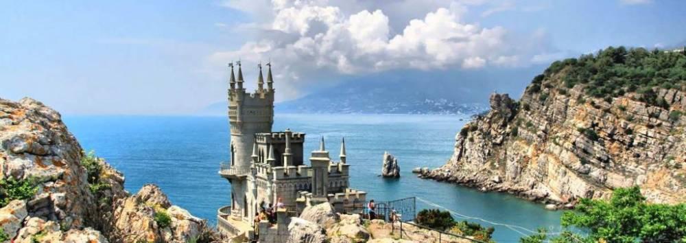 Поток туристов в Крым продолжает увеличиваться
