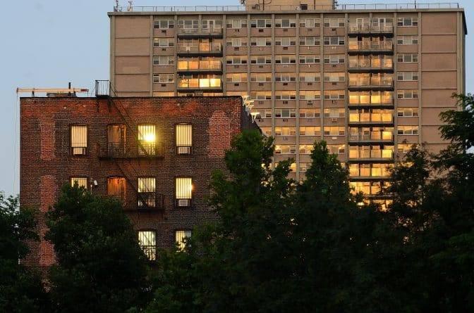 Плесень, паразиты и оголённая проводка: Нью-йоркские квартиры оказались самыми проблемными в США
