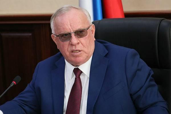 Глава Алтая Бердников ушел в отставку
