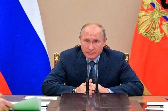 Путин назначил Хасикова исполняющим обязанности главы Калмыкии