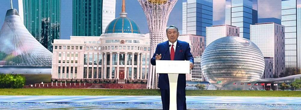 Столицу Казахстана переименовали в пятый раз