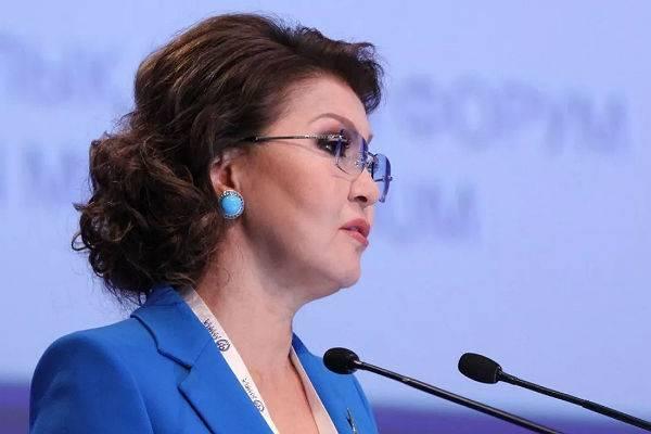 Старшая дочь Назарбаева возглавила сенат Казахстана
