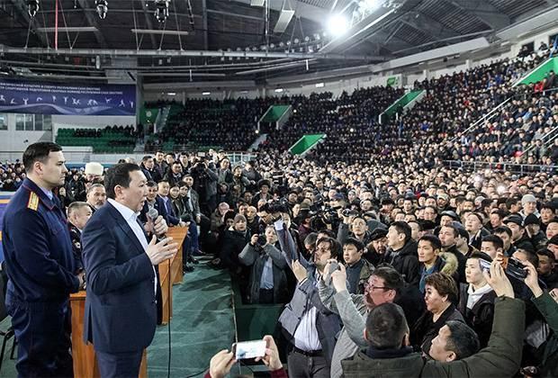 В Узбекистане опасаются за своих мигрантов в недовольной Якутии   Вести.UZ