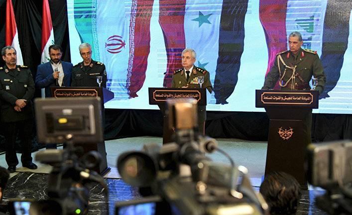 Встреча «союзников» в Дамаске: соединить столицы по суше и изгнать американцев (Al-Akhbar, Ливан)